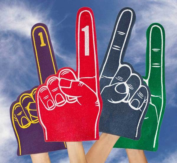 Foam-Finger-Group