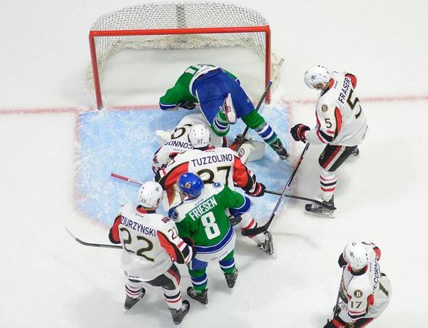 Comets Game 71