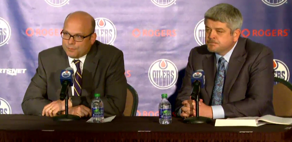 McLellan and Chiarelli