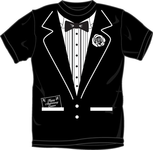 Tuxedo layout