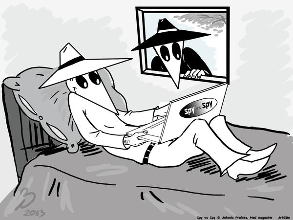 Spy vs Spy computer