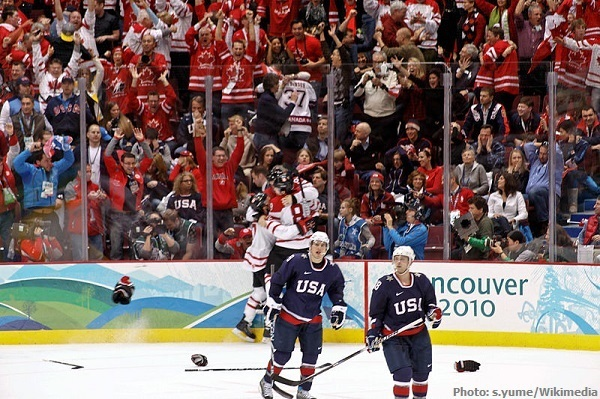 Canada 2010 Gold Moment