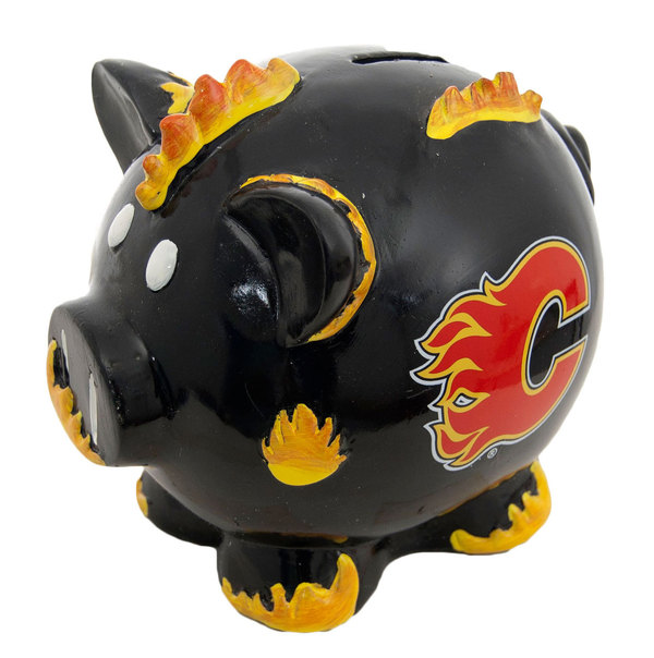 Calgary-Flames-8-inch-Thematic-Piggy-Bank-N14348_XL