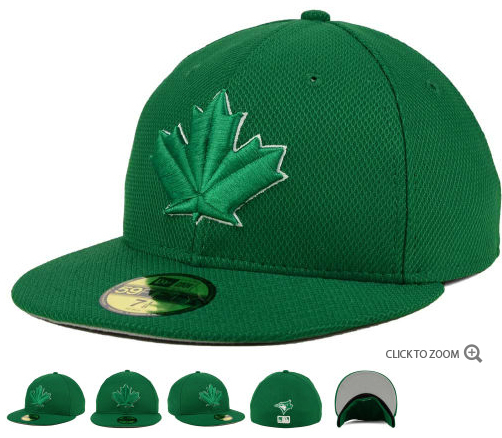 Jays St. Paddy's Day cap