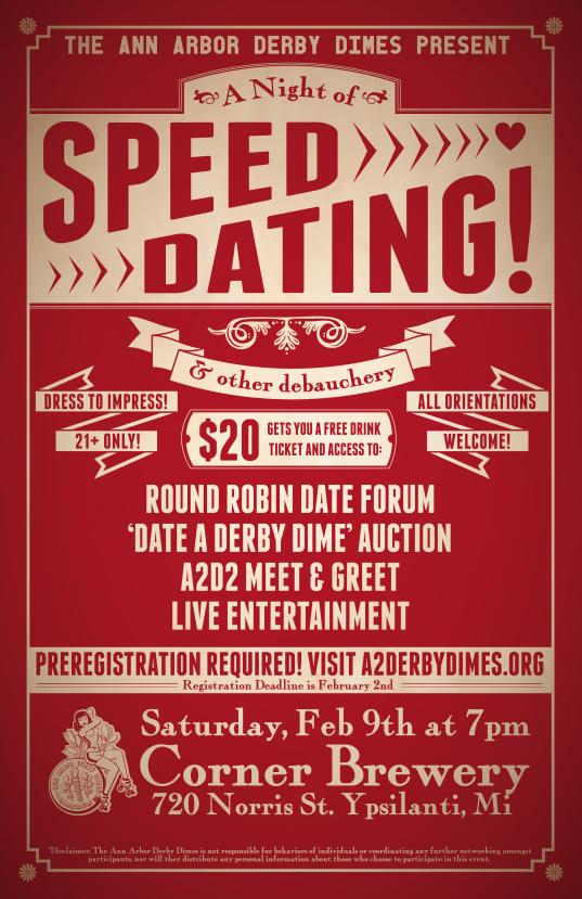 Speed dating i Ottawa, Ontario