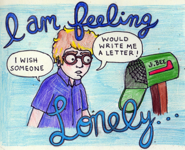 LonelyMail