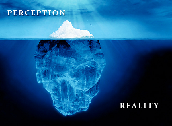 PERCEPTION-VS-REALITY