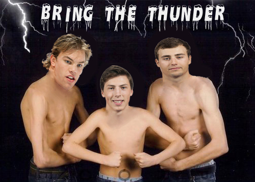 Bring The Thunder Hall Ebs Nuge