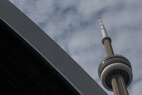Rogers Centre roof