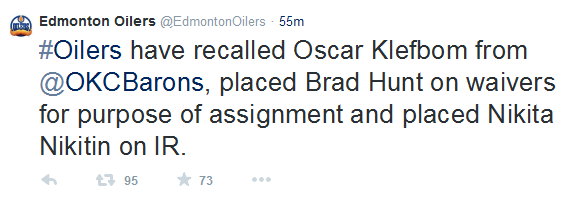 oilers moves