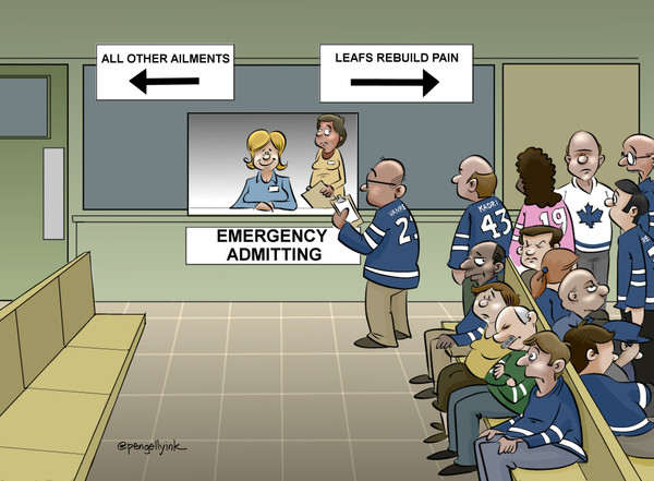 LEAFS PAIN