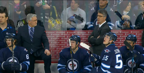 Jets home bench_Noel and Pearn