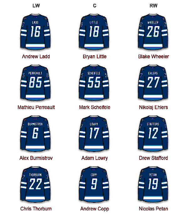 Jets Lines 10-12