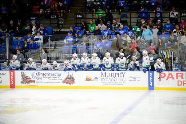 Comets Bench