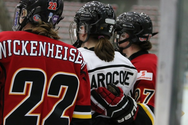 wickenheiser laroque saulnier three stars