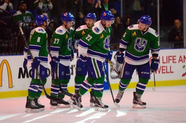 Comets Game 17