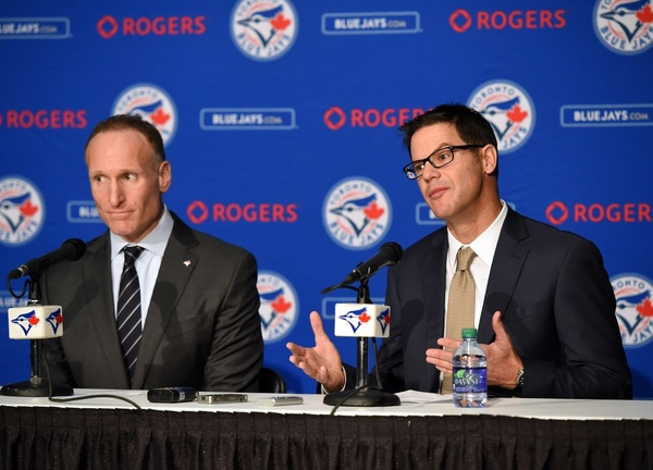 Mark Shapiro and Ross Atkins