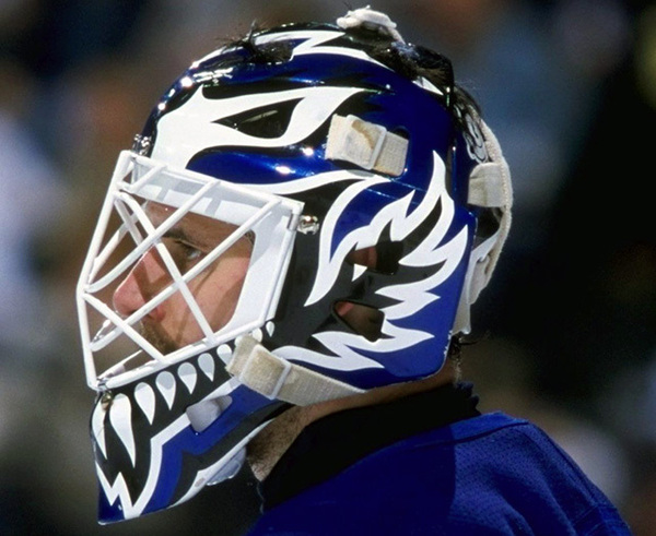The 5 Best Leafs Goalie Masks Of All Time