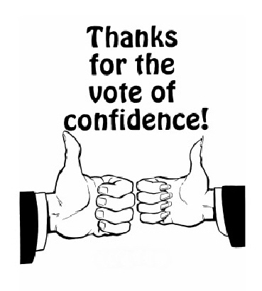 VoteOfConfidence