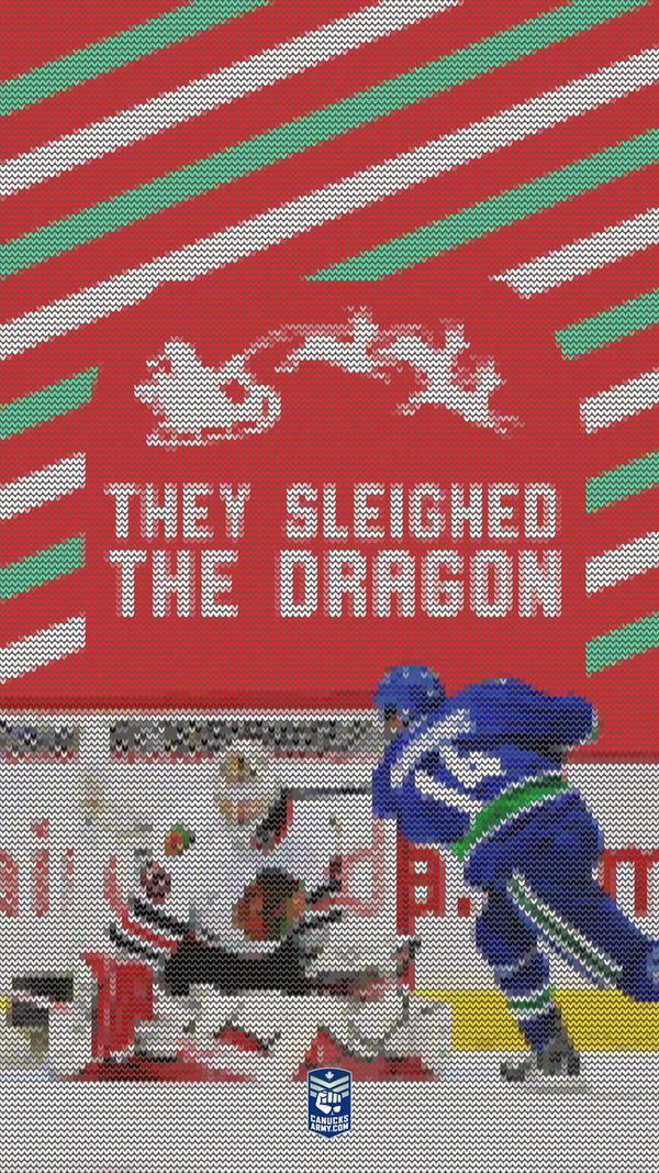 They Sleighed The Dragon